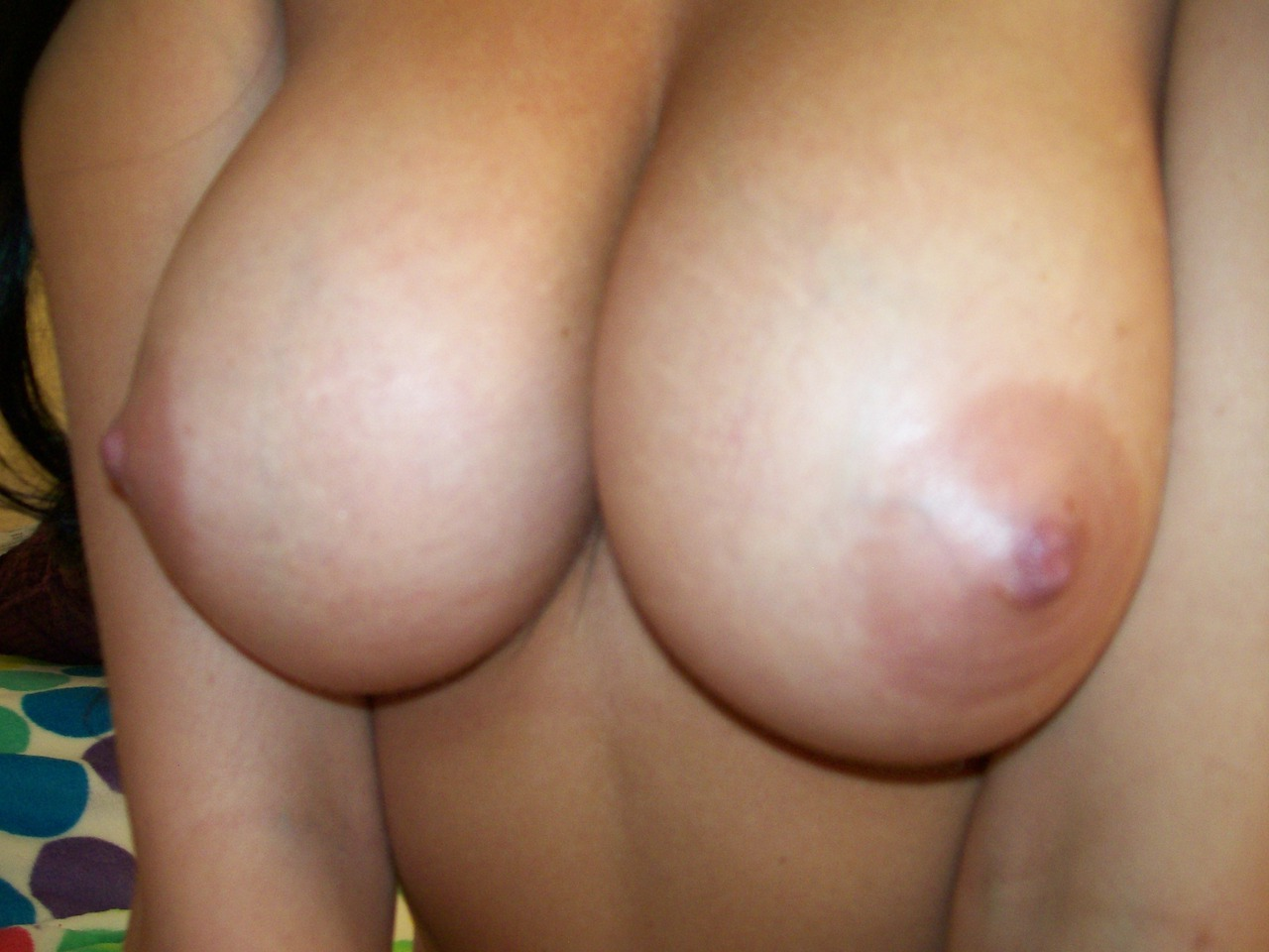 girlfriends perfect tits