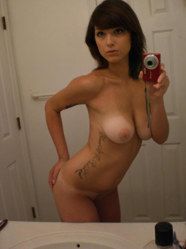 Young Naked Girlfriend Has No Shame At All 0
