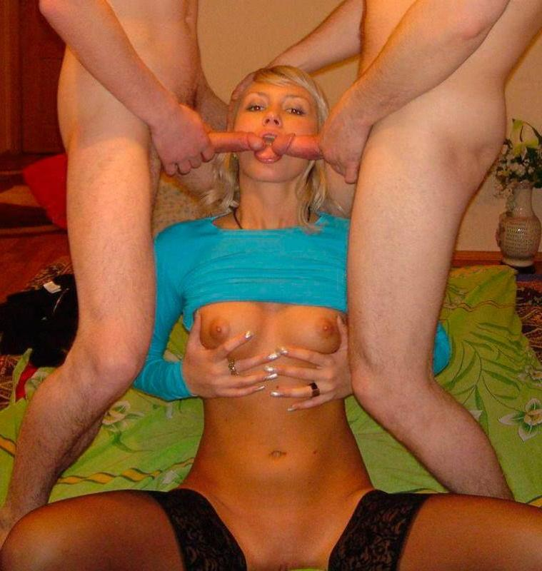 Trinity amateur hotwife