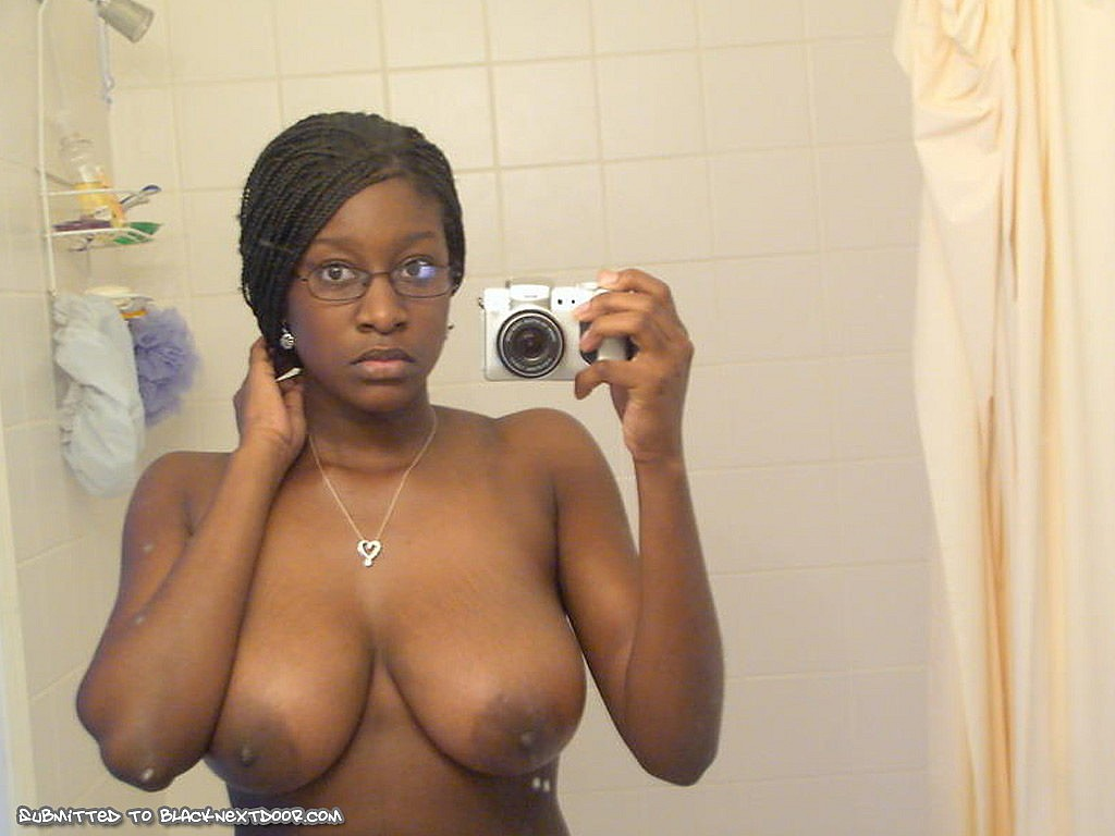 Black girlfriends big tits