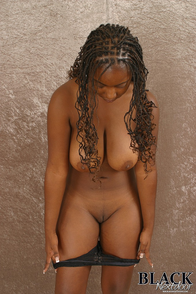 Big black nude girls