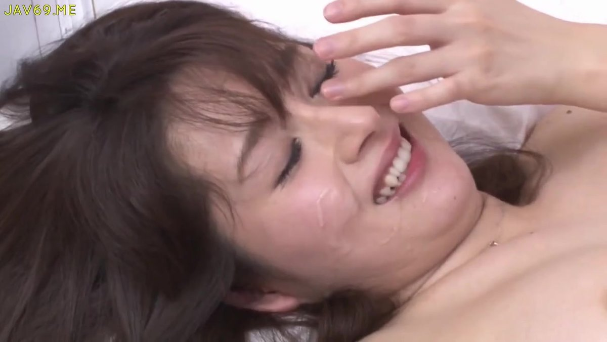 Japanese girl getting fucked missionary