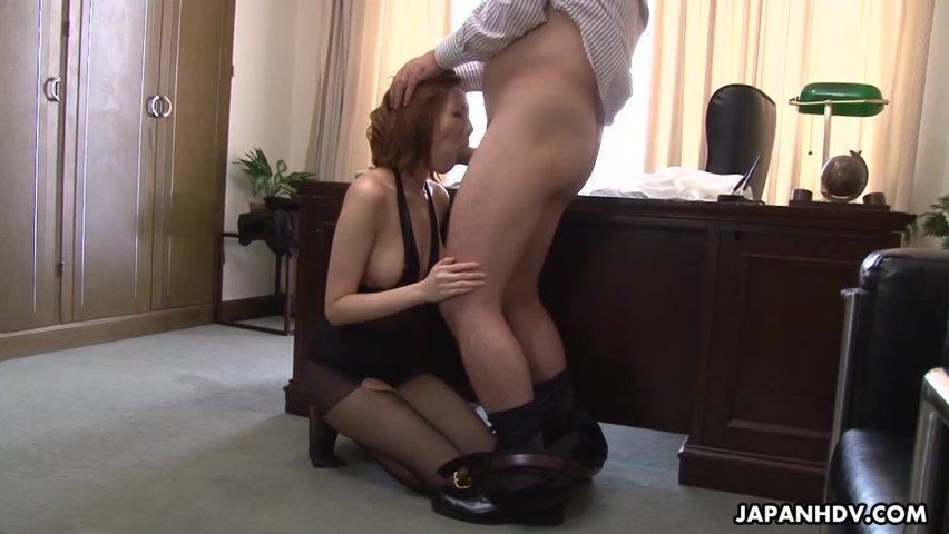 Old Boss Fucks Secretary