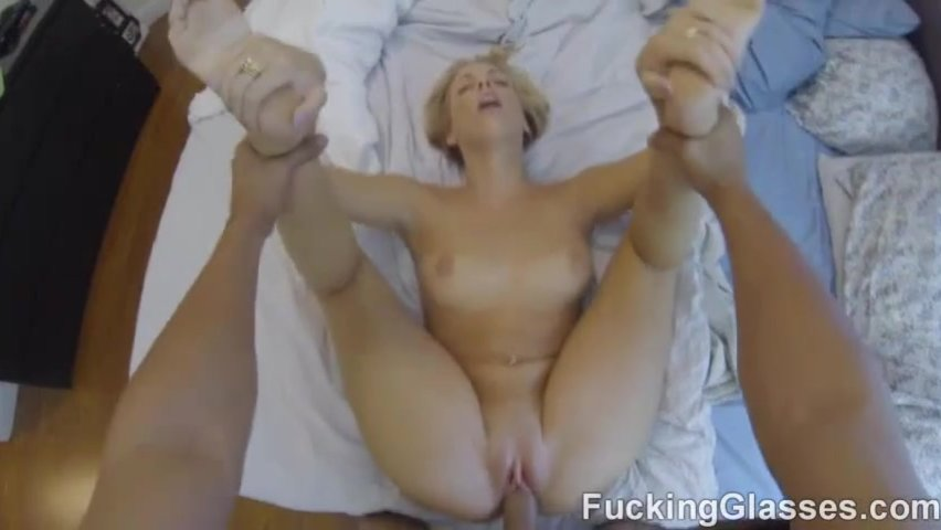 Blonde Mom Pov Creampie