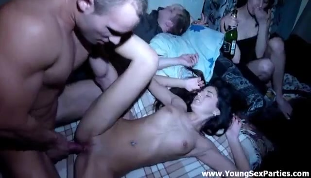 Teen Fucked Massage Room