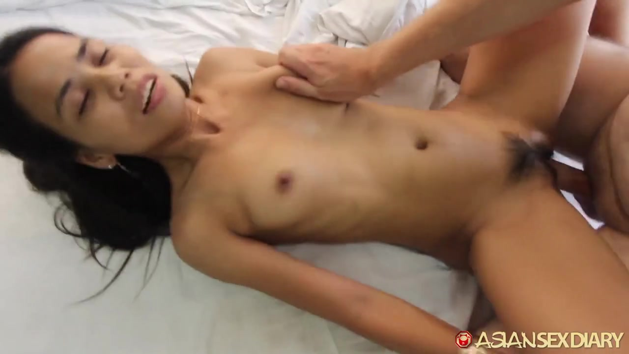 Petite asian fuck slut