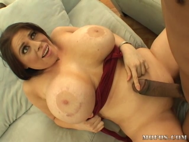Rough Anal French Interracial