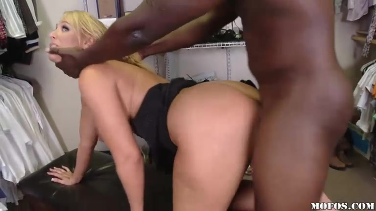 Big Ass Interracial Milf