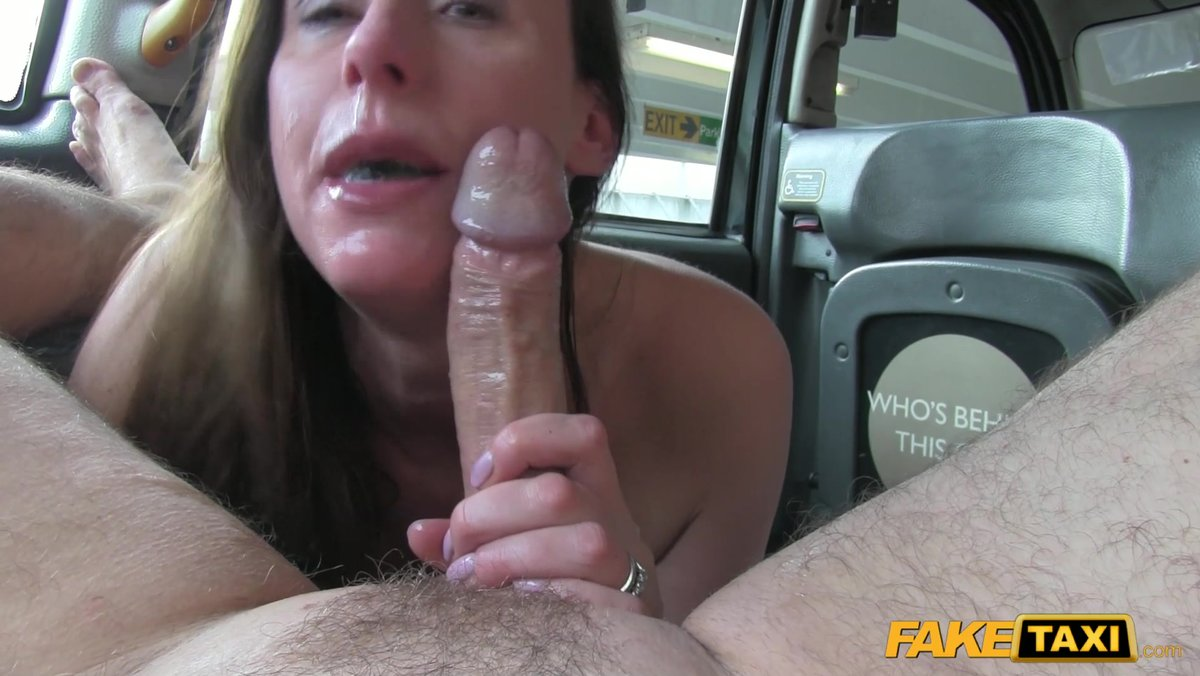 Female Fake Taxi Uk Lesbian